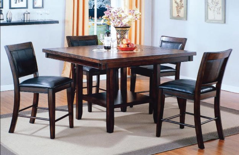 Dining Ashley Lacey Set With Bench