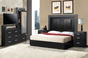 Nilo 5 Piece Bedroom Group
