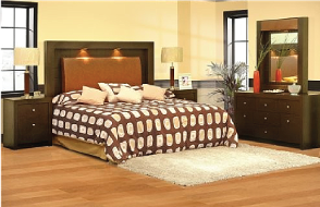 Capri Queen Bedroom Group